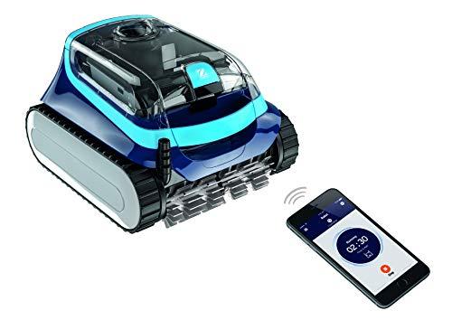 Zodiac XA 3010 iQ vollautomatischer Poolroboter für Boden, Wand und Wasserlinie mit App Steuerung,...