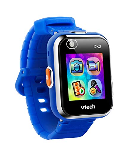 Vtech 80-193804 Kidizoom Smart Watch DX2 blau Smartwatch für Kinder Kindersmartwatch