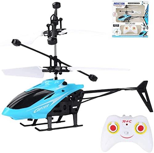 Hubschrauber Ferngesteuert Kinder, RC Helikopter Flugzeug Geschenk Outdoor, RC Helikopter für Jungen,...