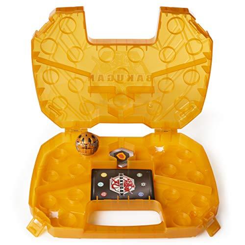Bakugan 6045138 / #20115349 - Storage Case, Aufbewahrungskoffer mit extra Bakugan Basic Ball, Trhyno...