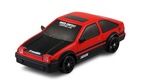 AMEWI 21083 Drift Sport Car 1:24 rot, 4WD 2,4 GHz Fernsteuerung