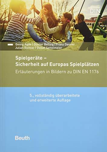 Sichere Spielplätze und Spielgeräte: Paket: Kommentar 'Spielgeräte - Sicherheit auf Europas...