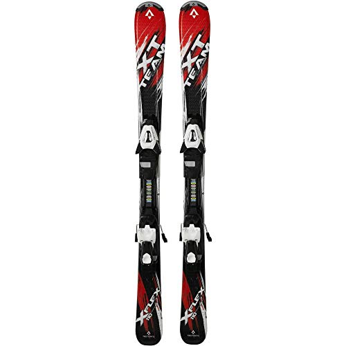Tecno Pro Kinder Ski-Set XT Team schwarz/rot (701) 110