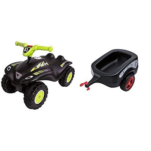 Big-Bobby-Quad-Racing - Kinderfahrzeug mit Geheimfach und Kniemulde, 27 cm Sitzhöhe, ab 3 Jahr &...