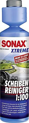 SONAX 02711410-544 XTREME ScheibenReiniger (250 ml) sorgt sekundenschnell für klare Sicht | Art-Nr....