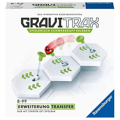 Ravensburger GraviTrax Erweiterung Balls und Spinner - Ideales Zubehör für spektakuläre Kugelbahnen,...