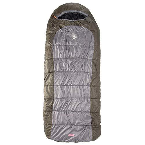Coleman 705888-SSI Hybrid-Schlafsack, Braun/Grau, Nicht zutreffend