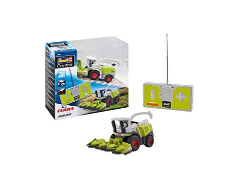 23489 Mini RC Ferngesteuerter Traktor Claas Jaguar 960 Feldhäcksler, mit Akku und Fernsteuerung mit...