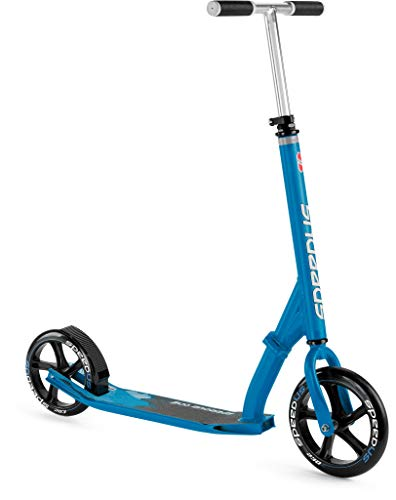 PUKY Speedus One Scooter Roller blau