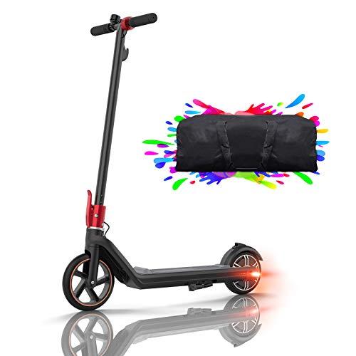 urbetter Elektroroller Kinder E Scooter, 15 Km Reichweite Elektroscooter E Roller Kinderroller E...