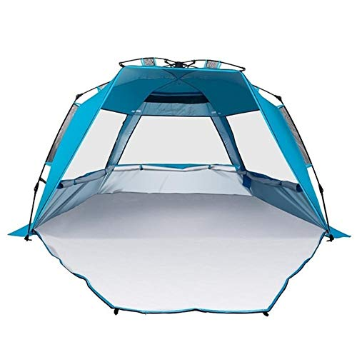 Ai-lir Event Zelt UV-Sonnenunterkunft Winddicht wasserdicht atmungsaktiv Portable Außendrampment Beach...