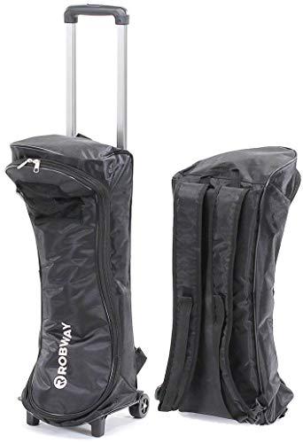 Robway Original Hoverboard W3 Trolley Rucksack Tragetasche - Höhenverstellbar - Wasserabweisend -...