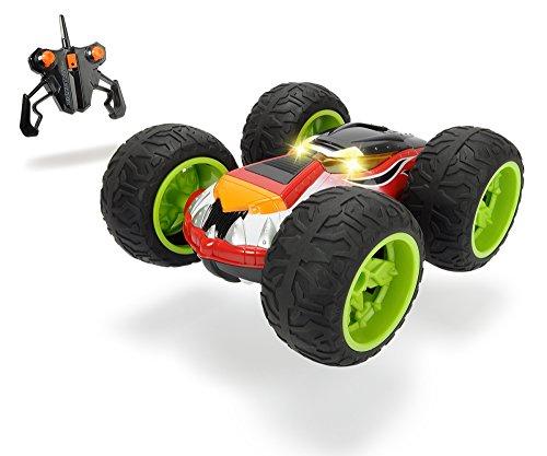 Dickie Toys RC Monster Flippy, RTR, Spielzeugauto mit Funkfernsteuerung, Rotations- und Flipfunktion, mit...