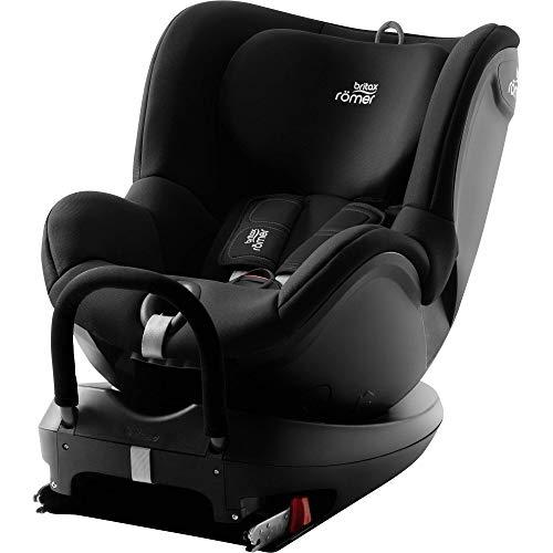 Britax Römer Reboarder Kindersitz 0 - 4 Jahre I 0 - 18 kg I DUALFIX 2 R Autositz Drehbar Isofix Gruppe...