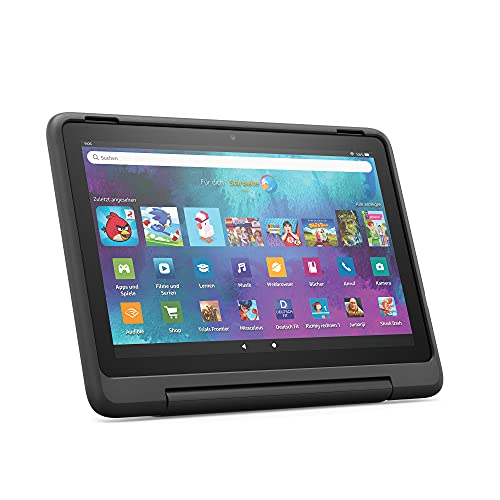 Neu: das Fire HD 10 Kids Pro-Tablet | Ab dem Grundschulalter | 25,6 cm (10,1 Zoll) großer...