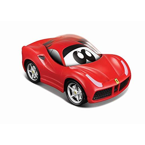 Bauer Spielwaren 16-81607 Ferrari 488 GTB - Eco Drivers Spielzeugauto mit Selbstaufladung durch Press &...