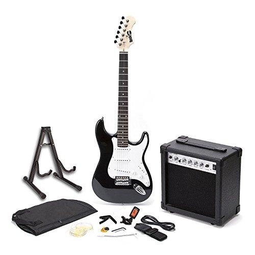 1. Rocken mit einer E-Gitarre