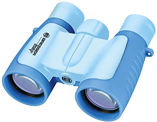 Bresser Junior Kinderfernglas 3x30, hellblau