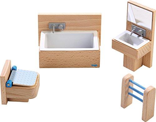 HABA 303011' Little Friends-Puppenhaus-Möbel Badezimmer