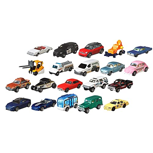 Fisher-Price FGM48 MBX Die-Cast 20er-Pack