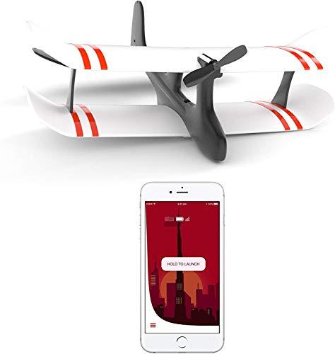 TobyRich Moskito: Smartphone App gesteuertes Flugzeug - ferngesteuerte Drohne für iOS und Android - RTF...