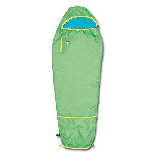 Grüezi Bag 05756 Mitwachsender Mumienschlafsack für Kinder | Ultraleicht, Atmungsaktiv, Pflegeleicht |...