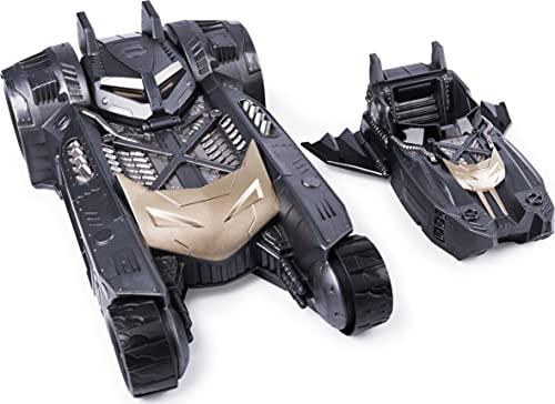 Batman 2-in-1-Fahrzeug - Batmobil und Batboot in einem - zur Verwendung mit den 10cm-Actionfiguren von...