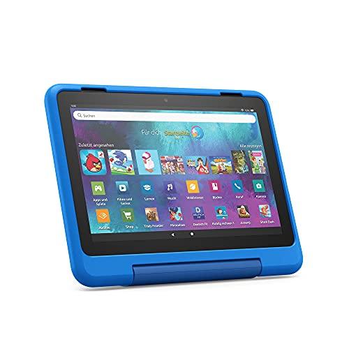 Neu: das Fire HD 8 Kids Pro-Tablet | Ab dem Grundschulalter | 20,3 cm großer Bildschirm (8 Zoll), 32 GB,...