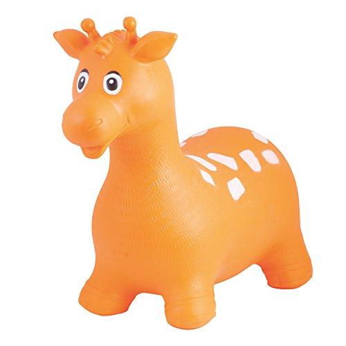 John 59040 - Hop Hop Giraffe - Hüpftier, Sprungtier, Hüpfspielzeug