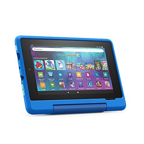 Fire 7 Kids Pro-Tablet | Ab dem Grundschulalter | 17,8 cm großer Bildschirm (7 Zoll), 16 GB,...