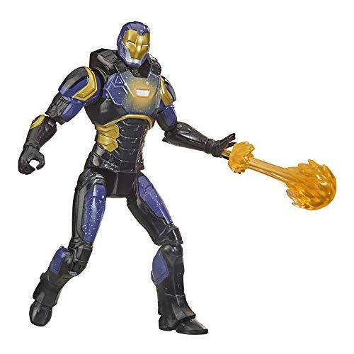 Hasbro F0281 Marvel Gamerverse 15 cm große Iron Man Orion Action-Figur zum Videospiel, ab 4 Jahren