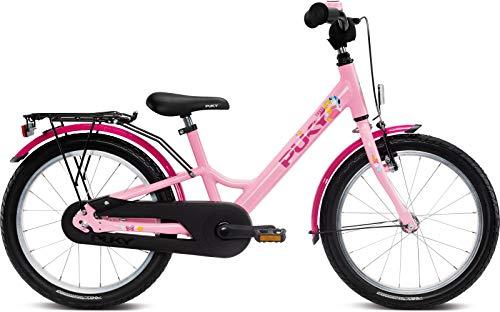 Puky Youke 18''-1 Alu Kinder Fahrrad rosa