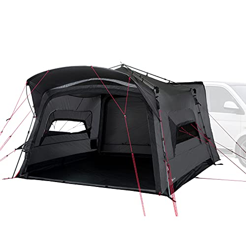 Qeedo Quick Motor Busvorzelt, freistehend, Campingzelt als Vorzelt an Ihr Campingmobil, Camper,...