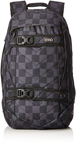 Nitro Aerial Rucksack, Multifunktionsrucksack, Schulrucksack, Daypack, Schoolbag, Sportrucksack, Rucksack...