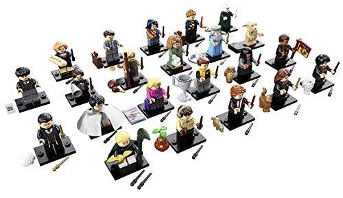 LEGO (71022 alle 22 Figuren Komplett Harry Potter und Phantastische Tierwesen Minifigur
