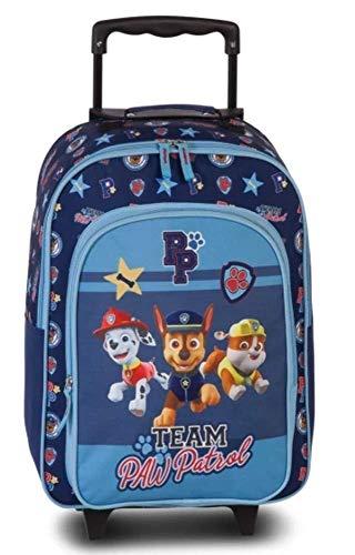 Fabrizio Viacom PAW Patrol Kindertrolley Kabinen Kinderkoffer Kindergepäck 20605-0500