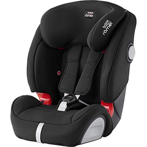 Britax Römer Kindersitz 9 Monate - 12 Jahre | 9 - 36 kg | EVOLVA 123 SL SICT Autositz Isofix Gruppe...
