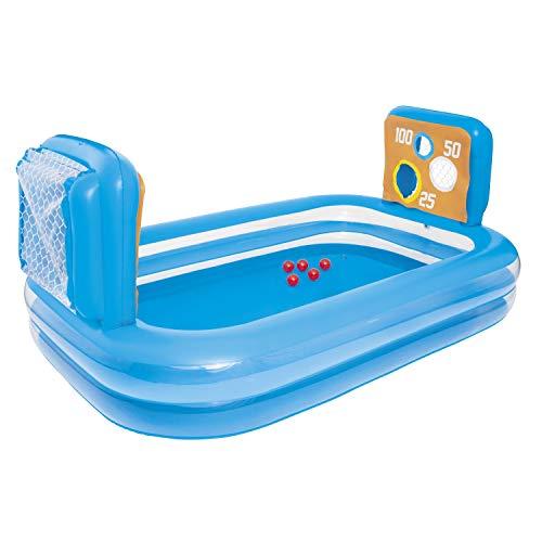 Bestway 54170 Skill Shot Play Pool Planschbecken 237x152x94cm