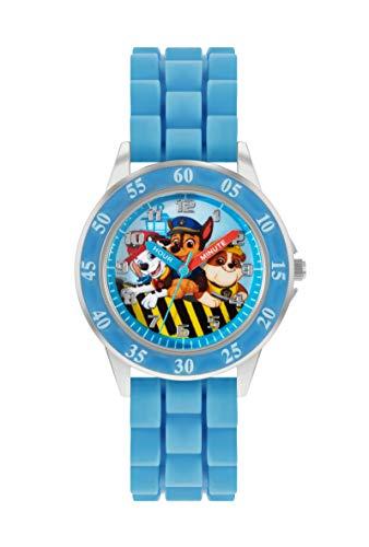 Paw Patrol Jungs Digital Quarz Uhr mit Silicone Armband PAW9030