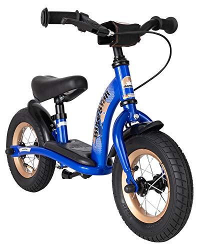 BIKESTAR Kinder Laufrad Lauflernrad Kinderrad für Jungen und Mädchen ab 2-3 Jahre | 10 Zoll Classic...