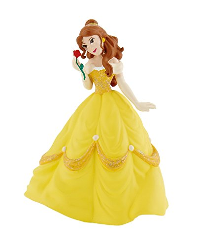 Bullyland 12401 - Spielfigur, Walt Disney Die Schöne und das Biest, Belle, ca. 10,5 cm groß, liebevoll...