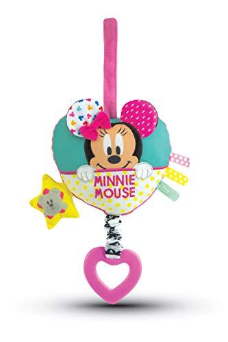 Clementoni Baby Minnie Maus, weiche Spieluhr, Mehrfarbig, 17212