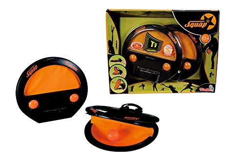 Simba  107202420 - Squap Fangball/ Geschicklichkeits/ Gartenspiel, Sommer, Outdoor, Strandspielzeug, Ab 6...