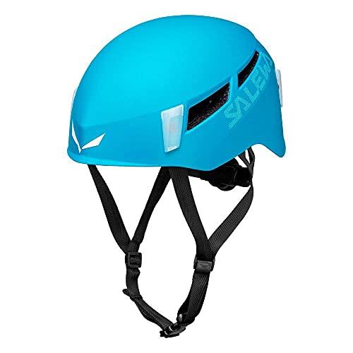 SALEWA Pura Unisex Helm, Blue, S/M(48-58 cm)