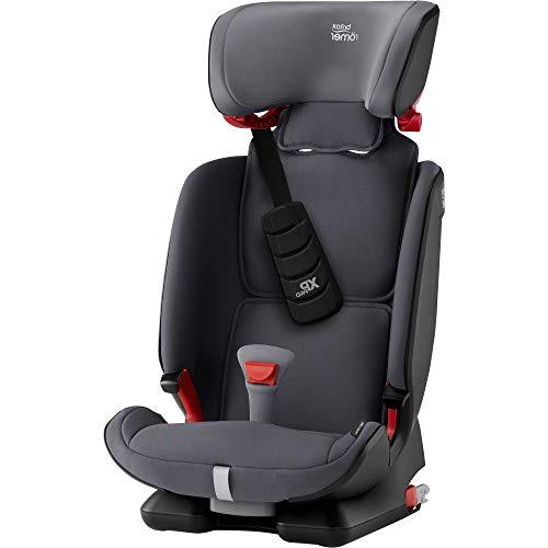 Britax Römer Kindersitz 9 Monate - 12 Jahre I 9 - 36 kg I ADVANSAFIX Z-LINE Autositz Isofix Gruppe 1/2/3...