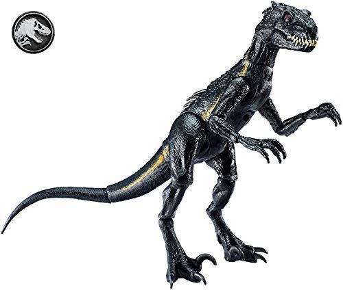 Jurassic World Villain Dino Indoraptor FVW27, dinosaurier spielzeug indoraptor ab 3 Jahren