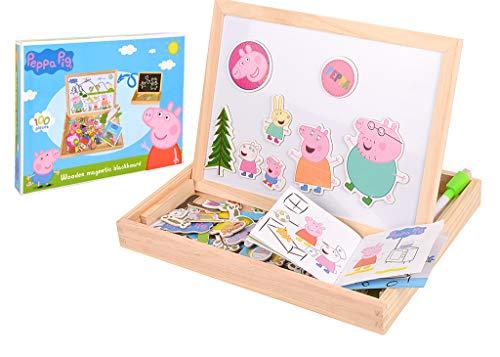 Peppa Pig Kindertafel Maltafel Magnettafel Spielzeug # Schultafel Standtafel Schreibtafel Lernspiel...