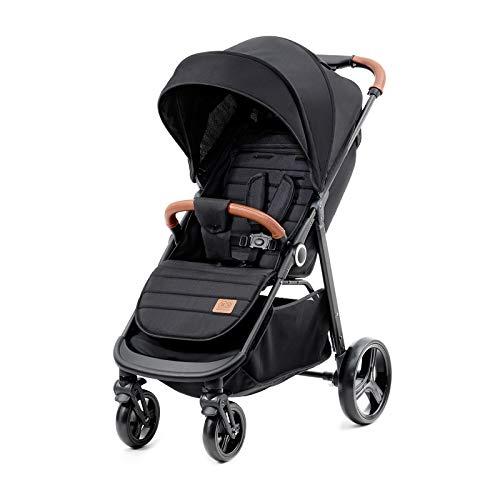 Kinderkraft Kinderwagen GRANDE, Kinderbuggy, Liegebuggy, Sportwagen, Großer und Bequemer Buggy,...