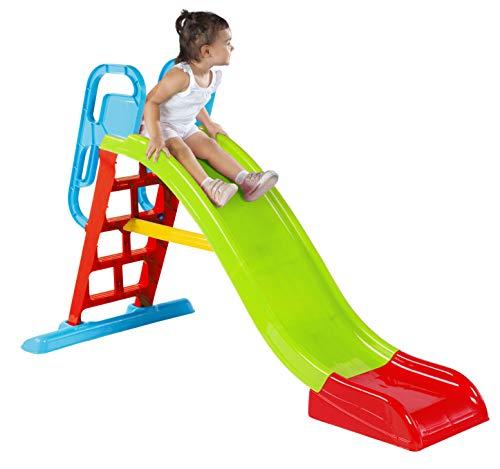 Keny Toys Große Wasser Rutsche 190 cm Rutschbahn Kinderrutsche Garten Made in Europe