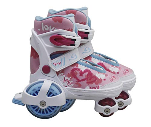Cox Swain Kinder Rollschuhe Talisa - Pink Gr. S (30-33)